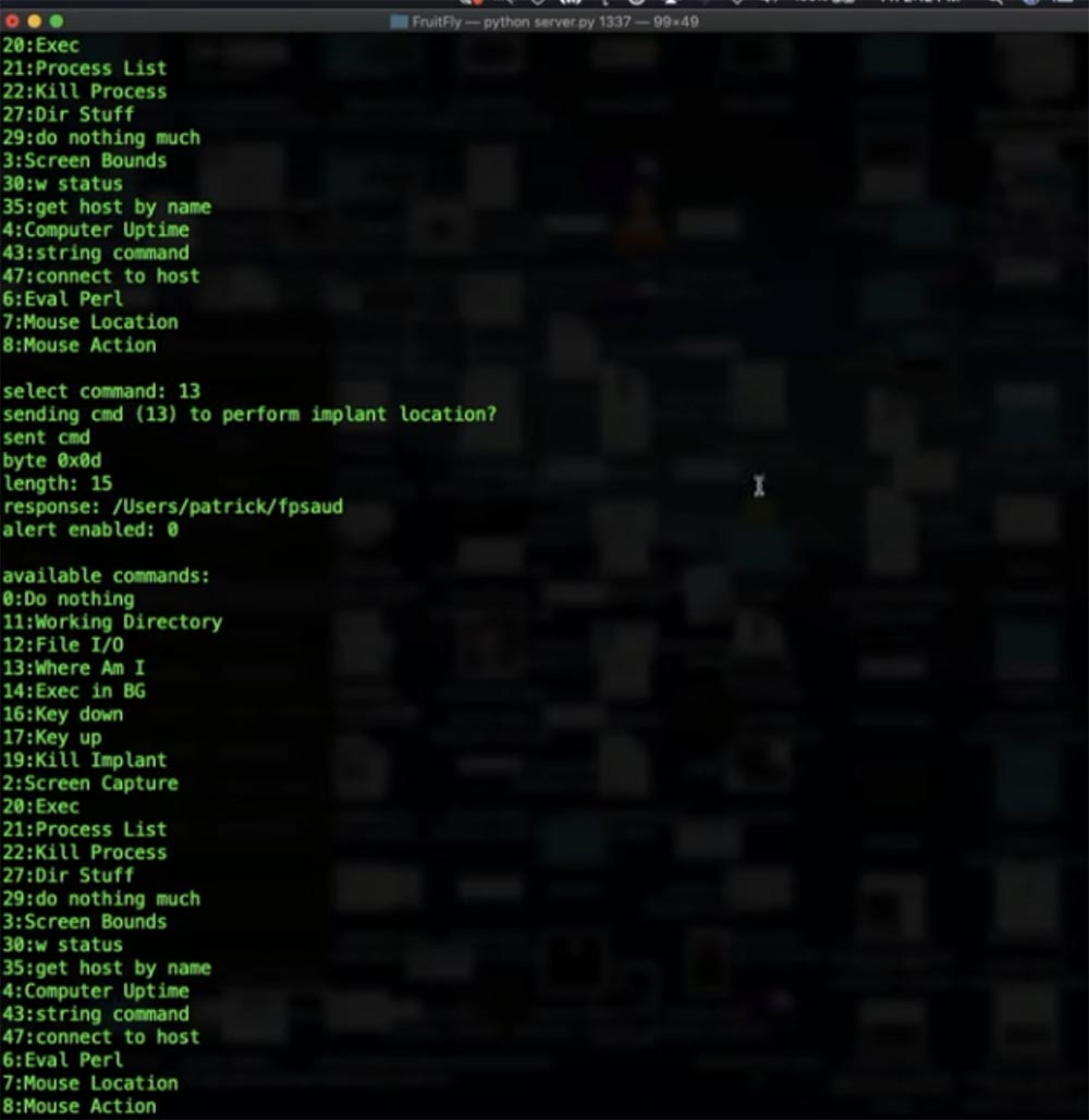 Конференция DEFCON 27. Извлечение пользы из хакерских продуктов для macOS. Часть 1 - 16