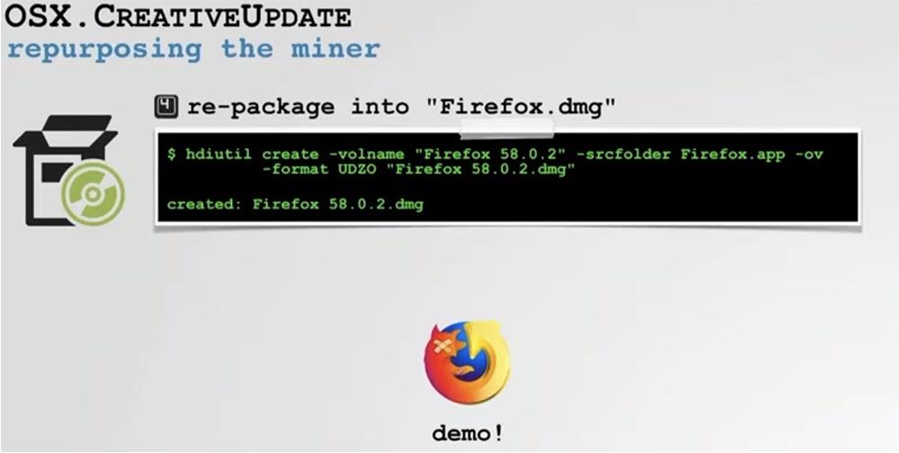 Конференция DEFCON 27. Извлечение пользы из хакерских продуктов для macOS. Часть 1 - 21
