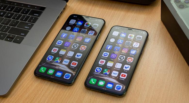 Смартфоны iPhone стремительно дешевеют
