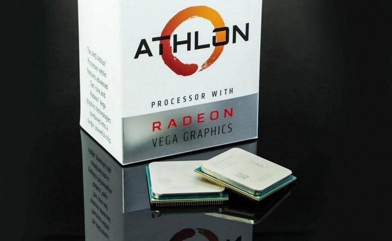 AMD готовит новый очень дешёвый процессор