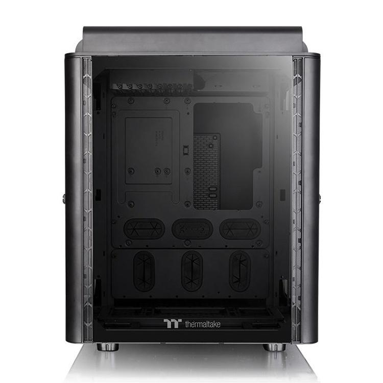 Белый и чёрный: корпус-куб Thermaltake Level 20 HT с поддержкой плат E-ATX