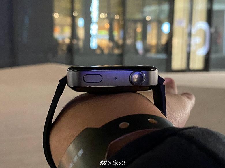 Представлены умные часы Xiaomi Mi Watch и Xiaomi Mi Watch Privilege Edition
