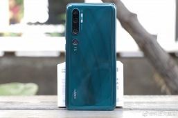 Удививший всех народный камерофон Xiaomi Mi CC9 Pro позирует сразу после анонса и демонстрирует возможности