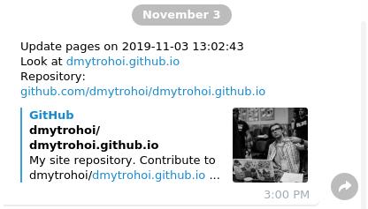 GitHub Actions как CI-CD для сайта на статическом генераторе и GitHub Pages - 5