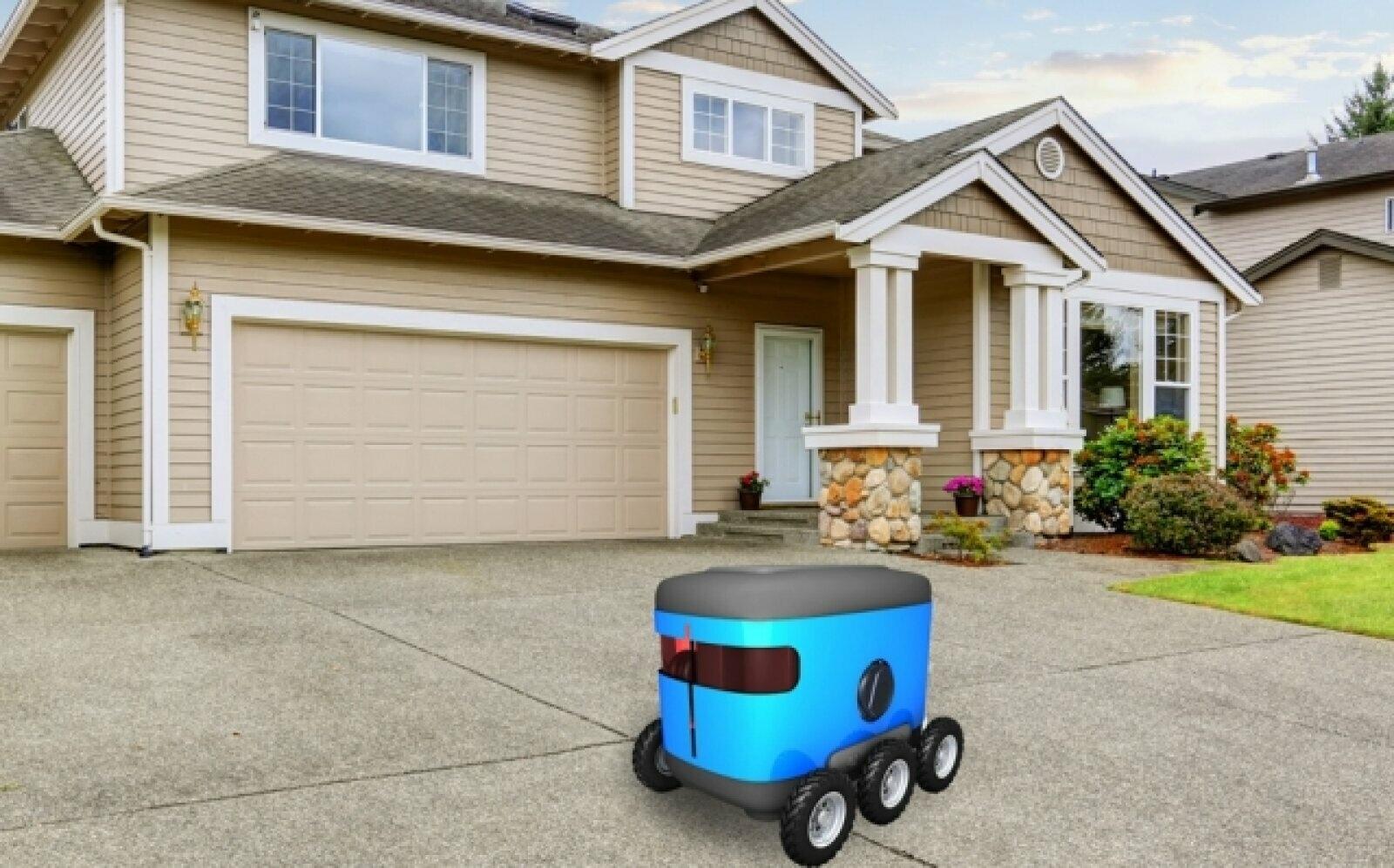 MIT и Ford представили новый метод навигации для роботов-курьеров
