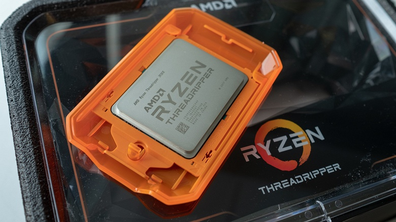 Ryzen Threadripper 3960X — 24 ядра на частоте до 4,7 ГГц
