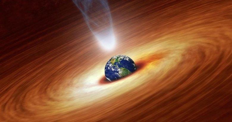 Что будет, если Земля врежется в черную дыру: онлайн-калькулятор