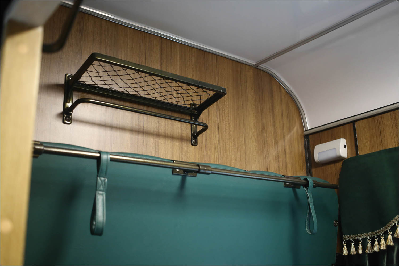 Ретропоезд с паровозом - 24