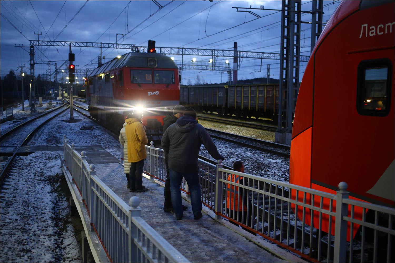 Ретропоезд с паровозом - 4