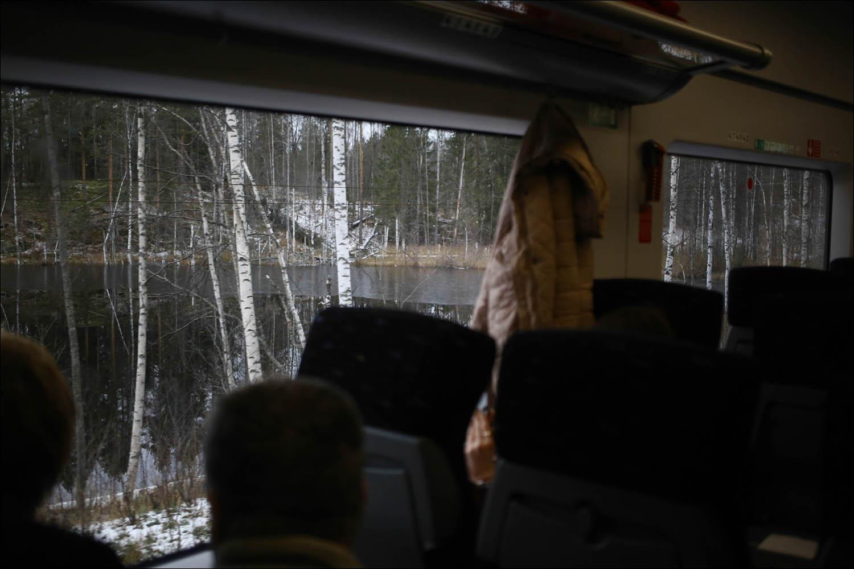Ретропоезд с паровозом - 6