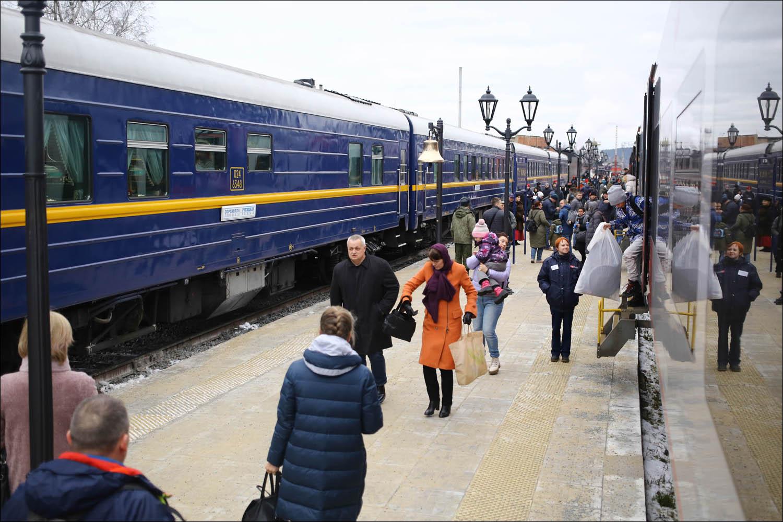 Ретропоезд с паровозом - 7