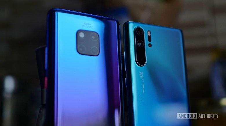 Huawei продала рекордное количество смартфонов