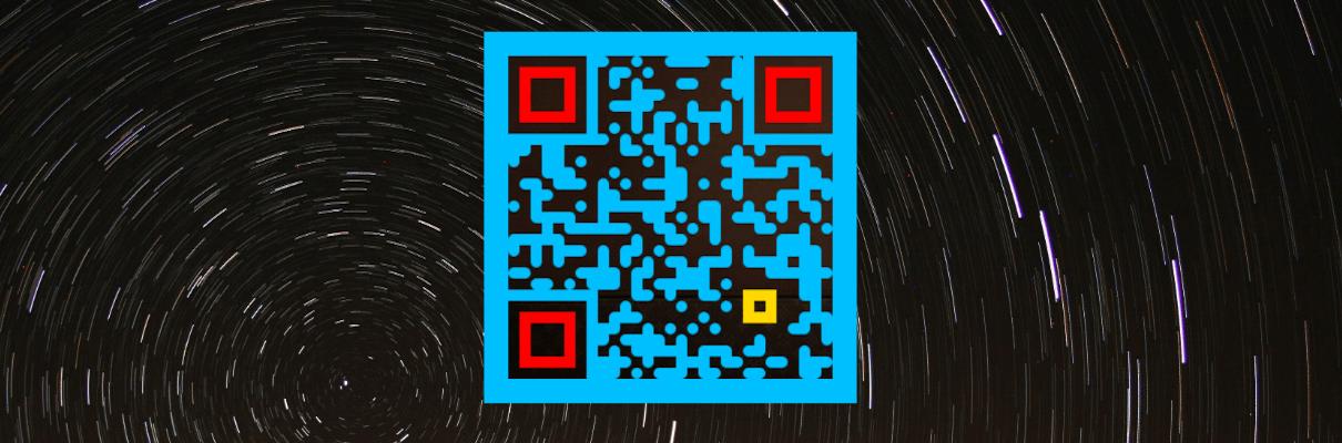 Xamarin.Forms — декоративное отображение QRCode с помощью SkiaSharp - 1