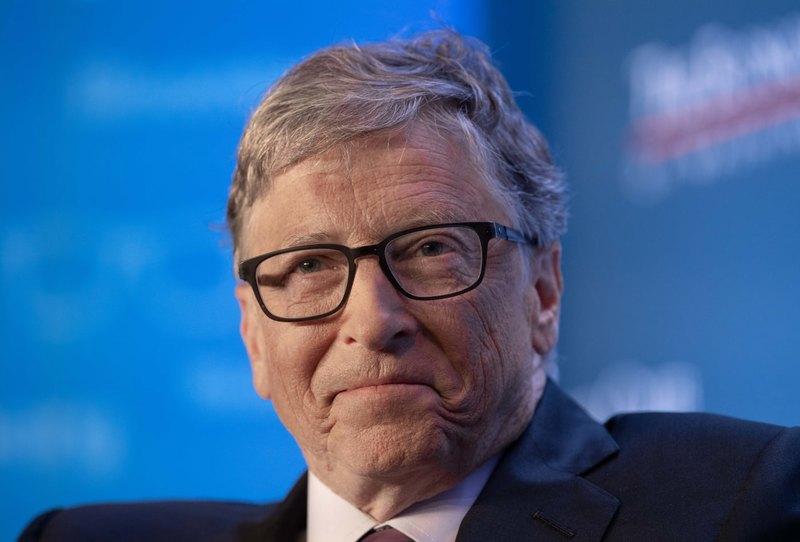 Билл Гейтс наконференции The New Yourk Times DealBook
