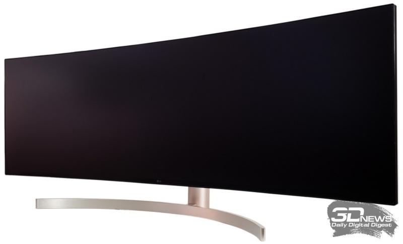 Новая статья: Обзор 49-дюймового DWQHD-монитора LG 49WL95C: Зачем два? Бери один!