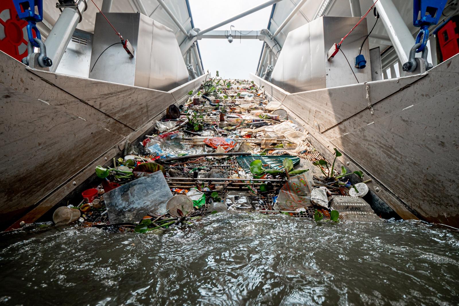 Представлена программа очистки мировых рек от мусора - 10