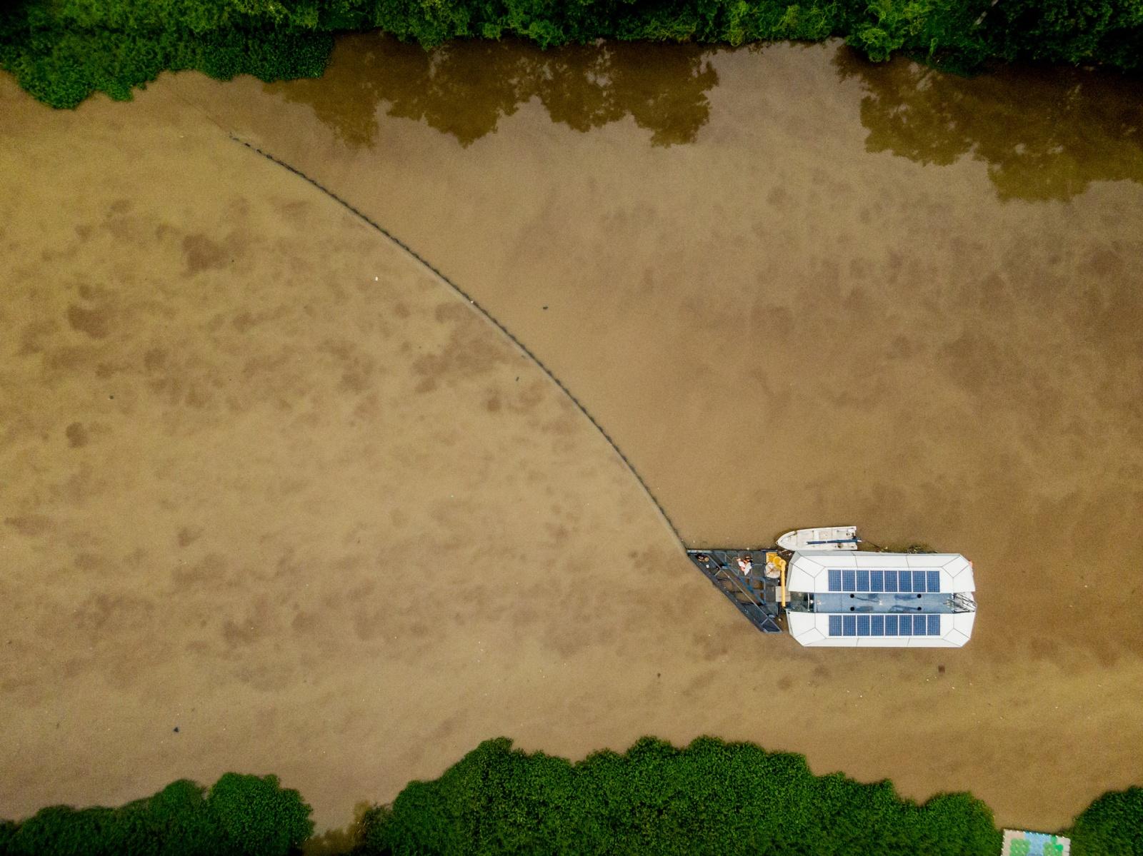 Представлена программа очистки мировых рек от мусора - 11