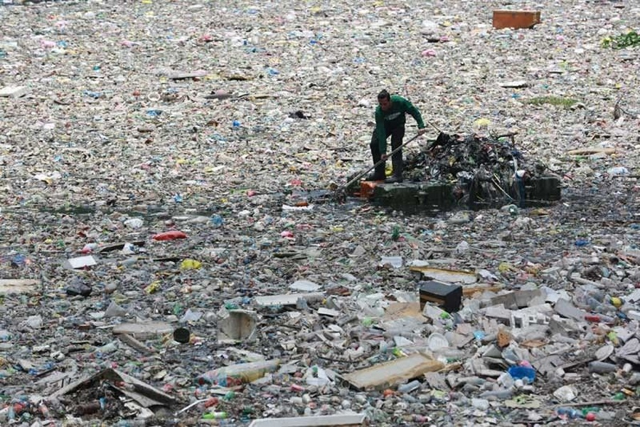 Представлена программа очистки мировых рек от мусора - 5