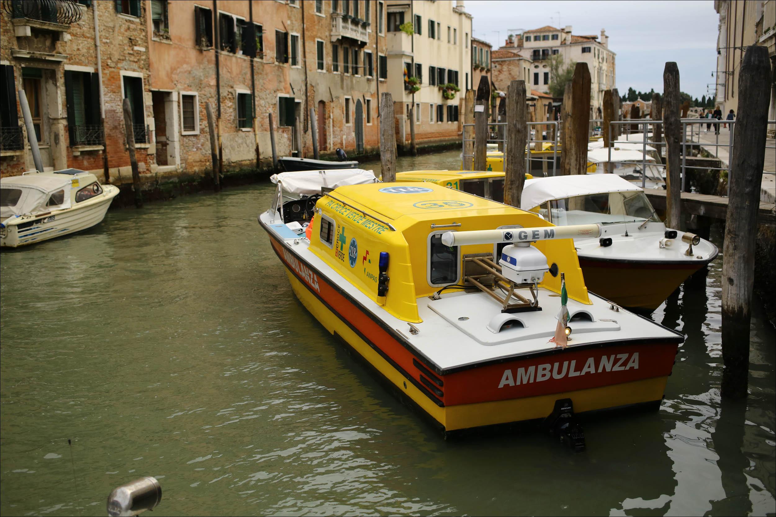 Город-на-лодках: как Венеция существует без машин - 2