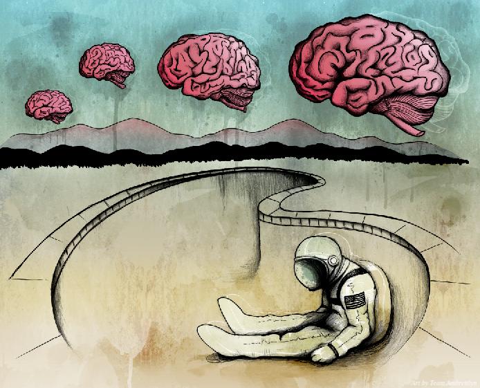 Мозги на Марсе: как космические перелеты влияют на когнитивные функции - 1