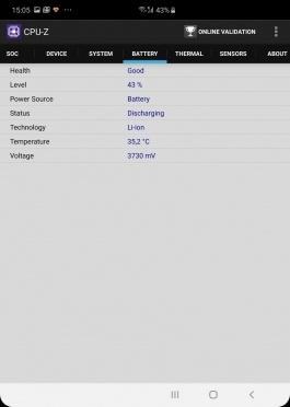 Новая статья: Обзор Samsung Galaxy Fold: главный смартфон года