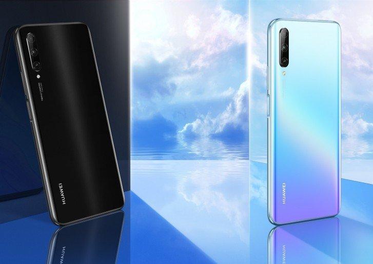Снова 48 Мп, выдвижная камера и Kirin 710. Представлен смартфон Huawei Y9s