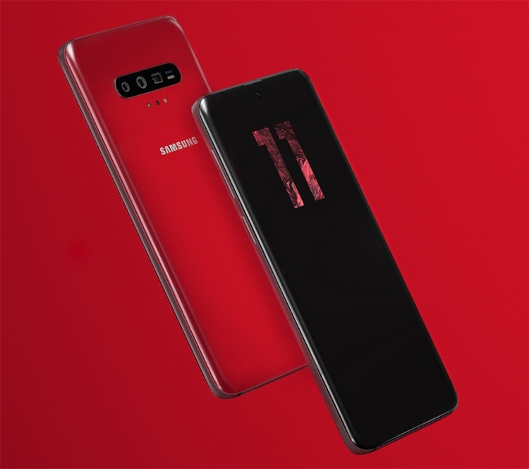 Ёмкость аккумулятора смартфонов Samsung Galaxy S11 будет достигать 5000 мА·ч