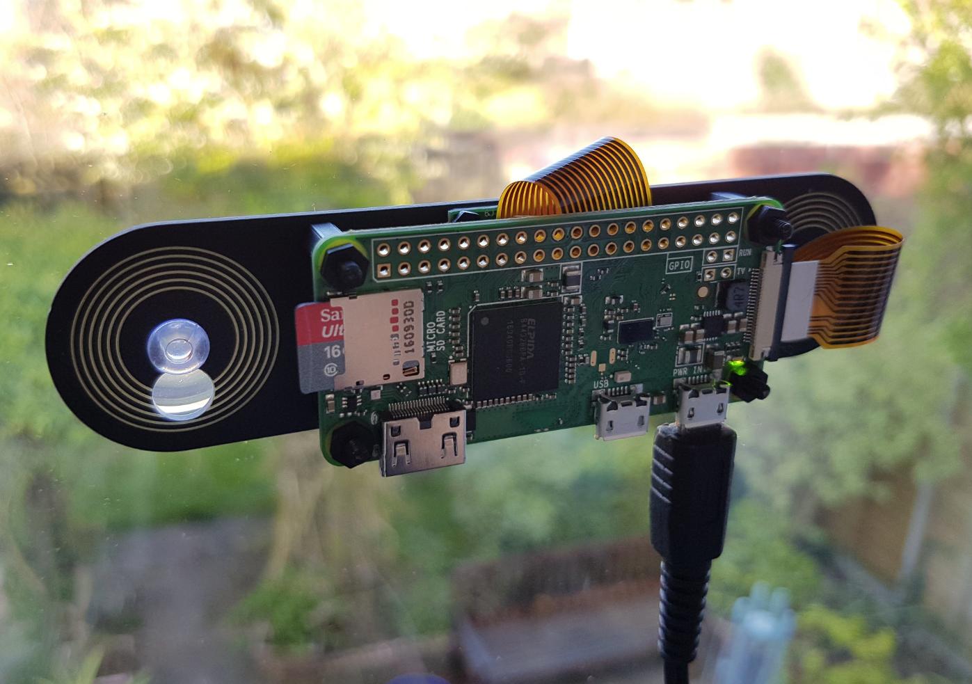 5 способов полезного использования Raspberry Pi. Часть вторая - 2