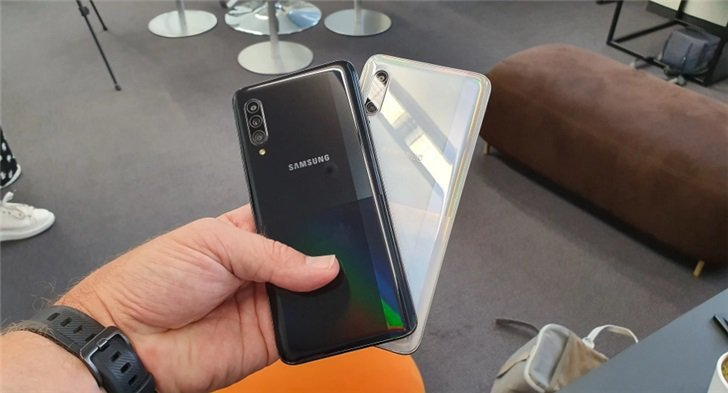 Android 10, 108 Мп и 5G за $500 – это Samsung Galaxy A71