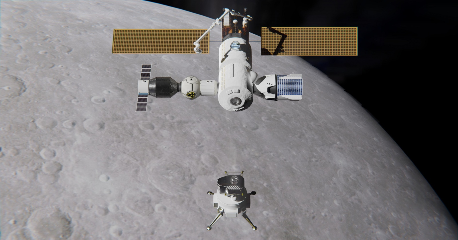 Boeing будет доставлять людей на Луну прямыми рейсами