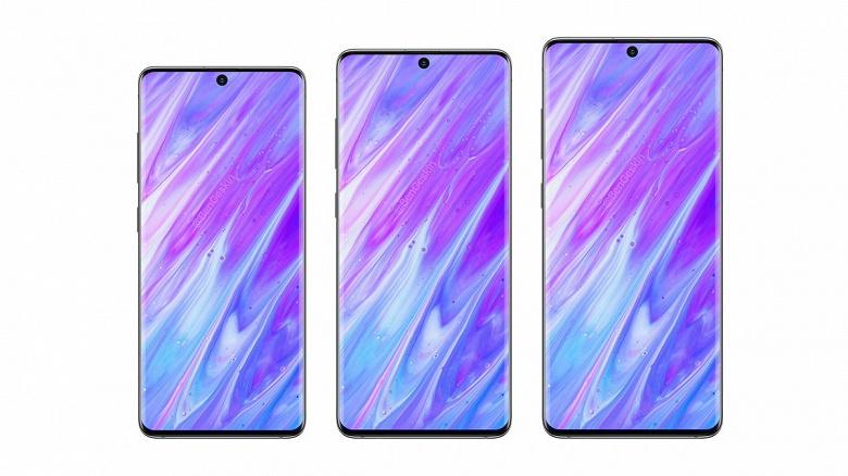 Так выглядит Samsung Galaxy S11