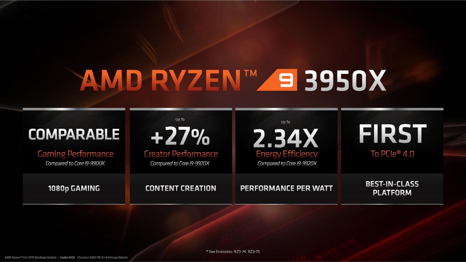 AMD представила процессоры Threadripper — самые быстрые CPU для десктопов - 2