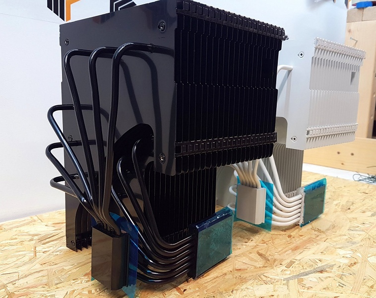 MonsterLabo предлагает охлаждать процессоры с помощью трехкилограммового «сердца»