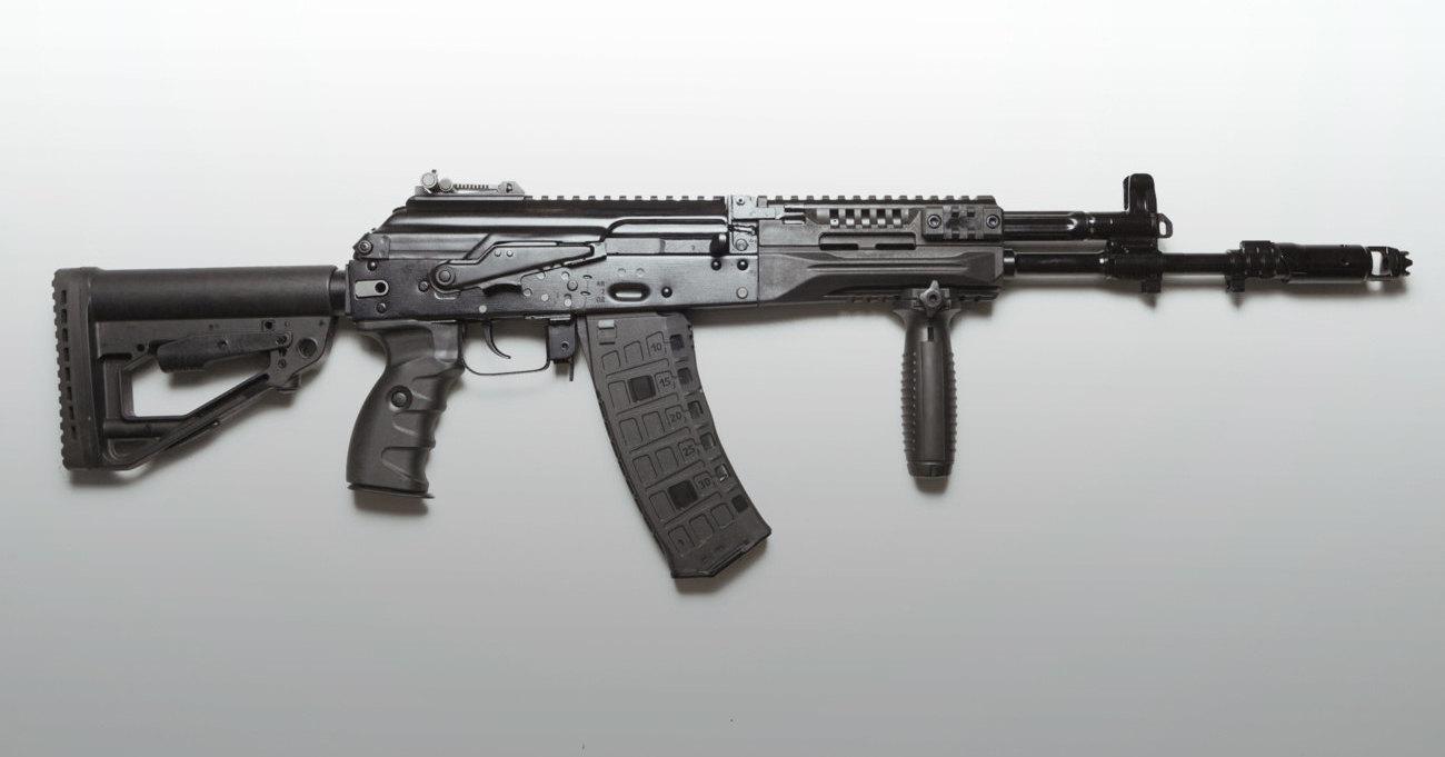 «Калашников» рассказал об преимуществах АК-12