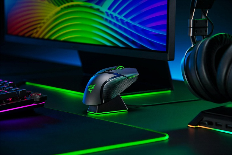 Мышь Razer Basilisk Ultimate стоит 170 евро