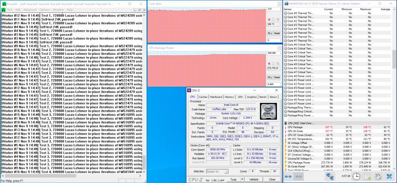 Новая статья: Обзор процессора Intel Core i9-9900KS: гигагерцы против Ryzen