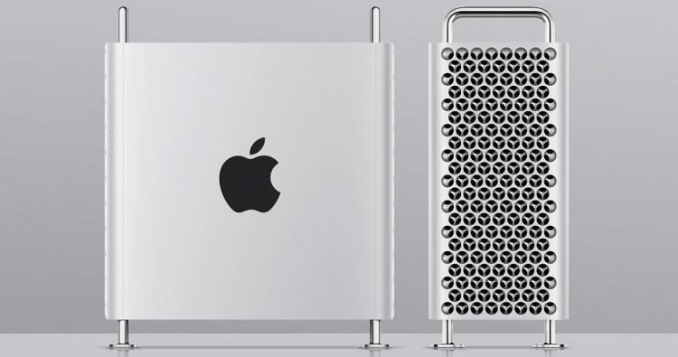 Обновлённый Apple Mac Pro засветился в Instagram Кельвина Харриса