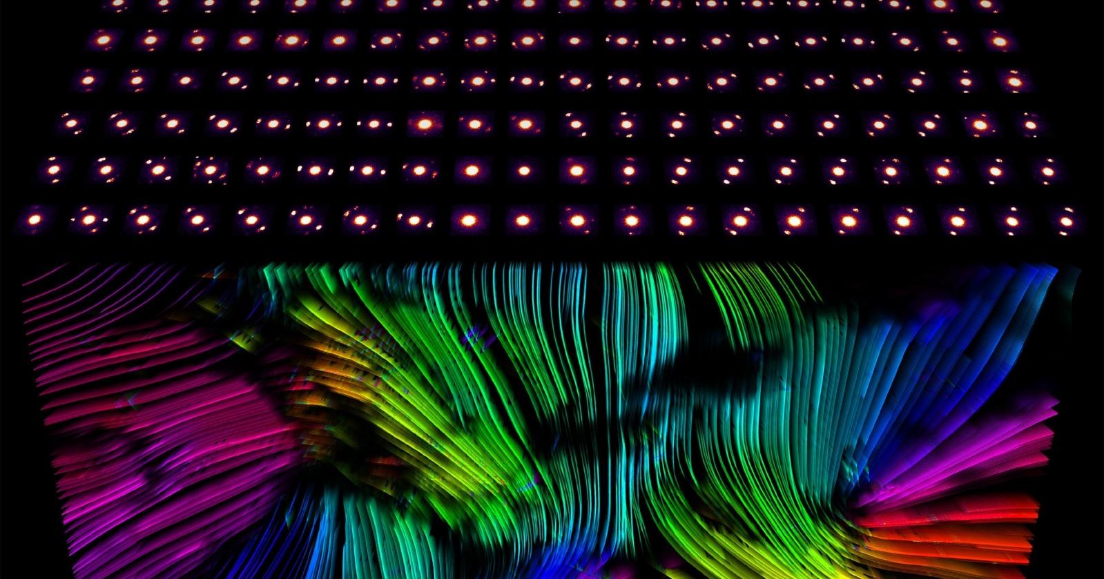 Потрясающие снимки атомов, сделанные 4D-микроскопом: взгляд изнутри