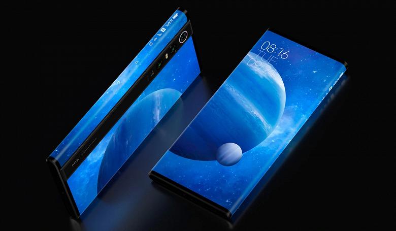 Уникальный смартфон Xiaomi Mi Mix Alpha повторно представят 18 декабря