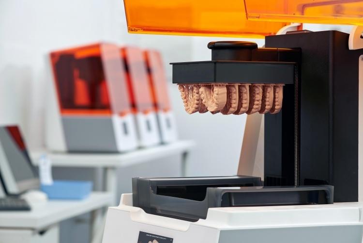 Formlabs создала подразделение 3D-печати для стоматологической индустрии
