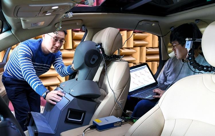 Hyundai наделит автомобили системой активного подавления дорожных шумов