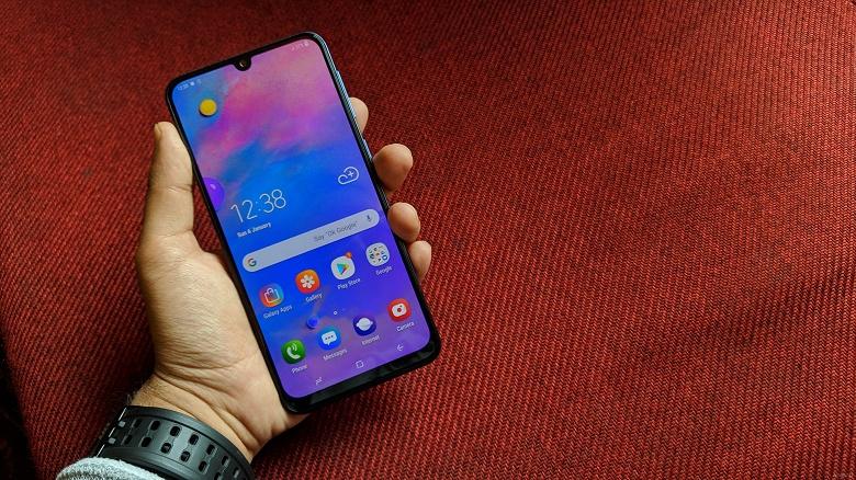 Samsung делает ставку на бюджетную линейку Galaxy M