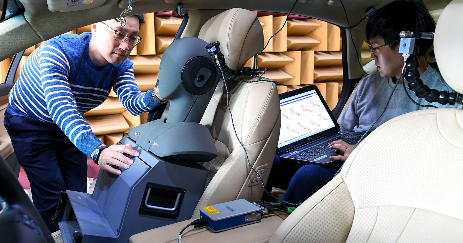 Активное шумоподавление появится в автомобилях будущего