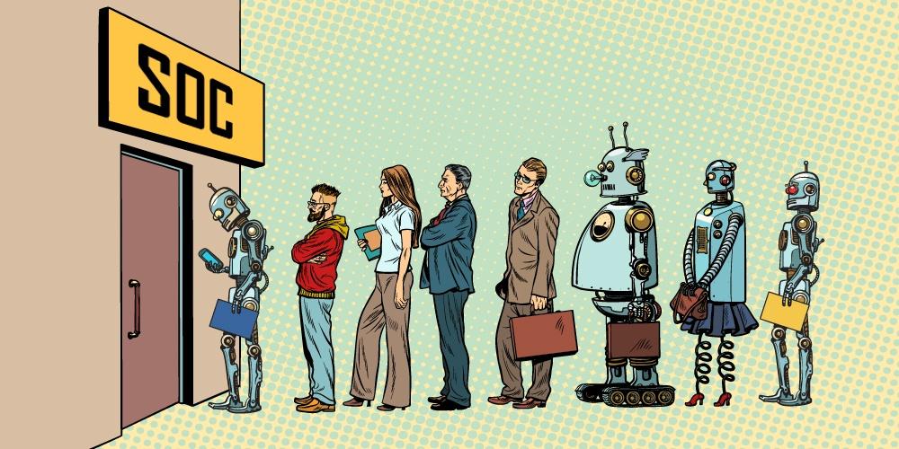 ИИ в собственном SOC'у: мечтают ли руководители центров мониторинга кибератак об электроаналитиках - 1