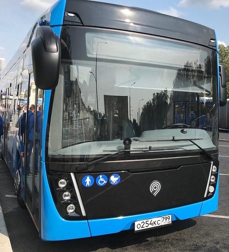 Количество электробусов в Москве приблизилось к 250: машины выходят на новые маршруты