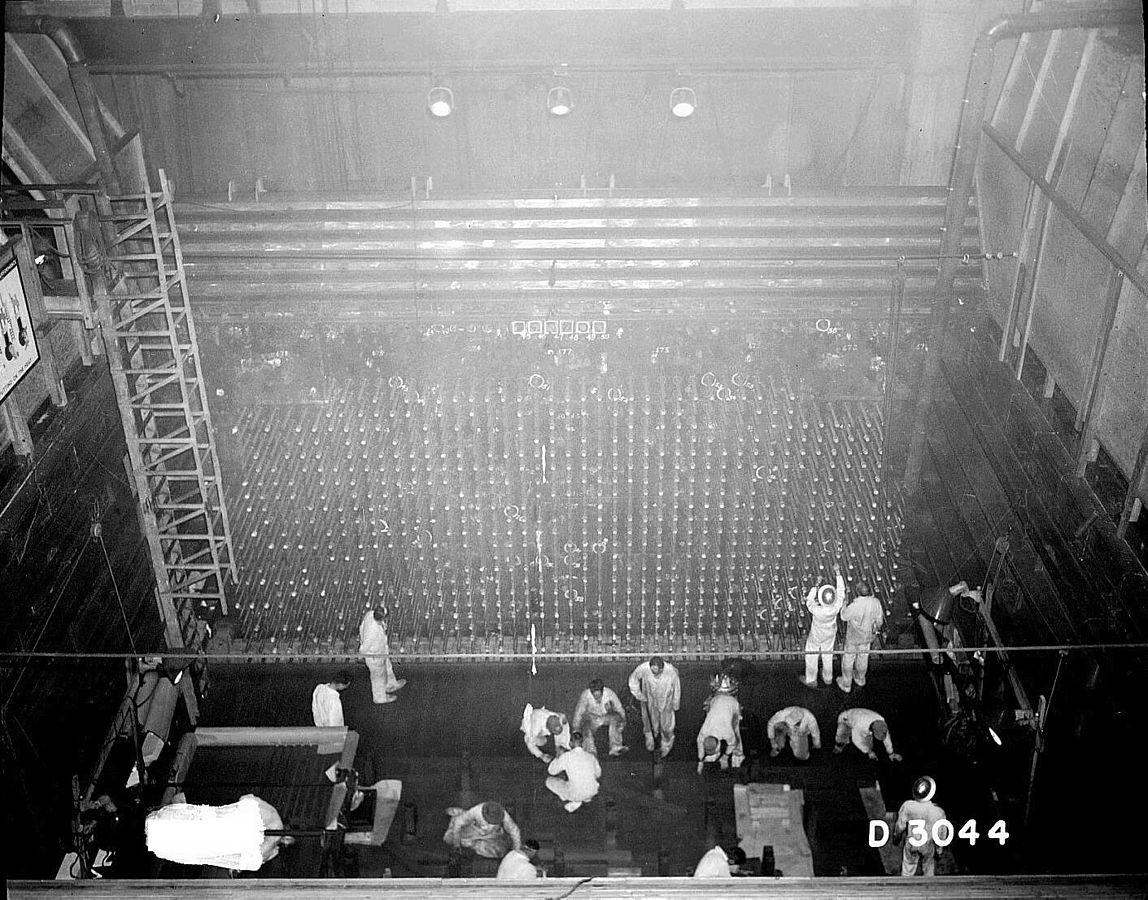 Промышленные уран-графитовые реакторы для наработки плутония - 2