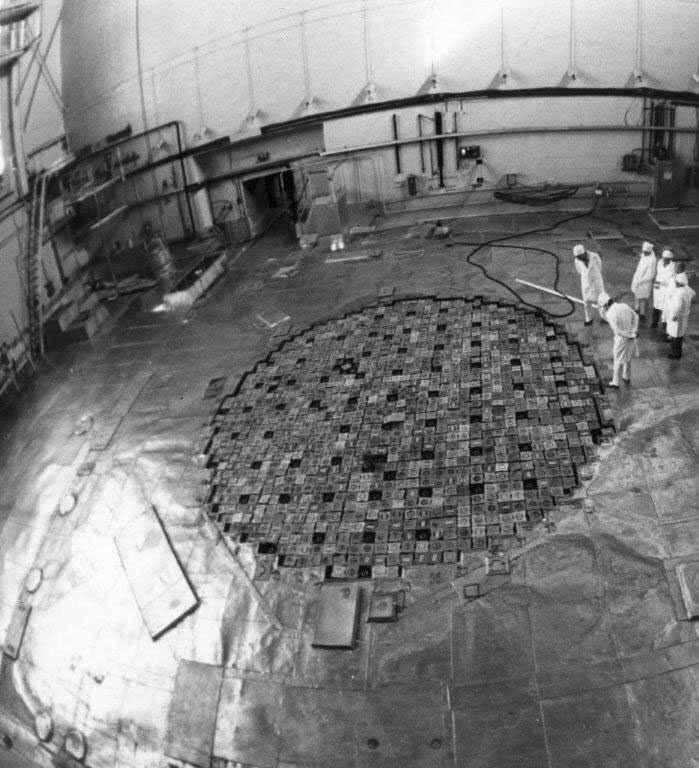 Промышленные уран-графитовые реакторы для наработки плутония - 5