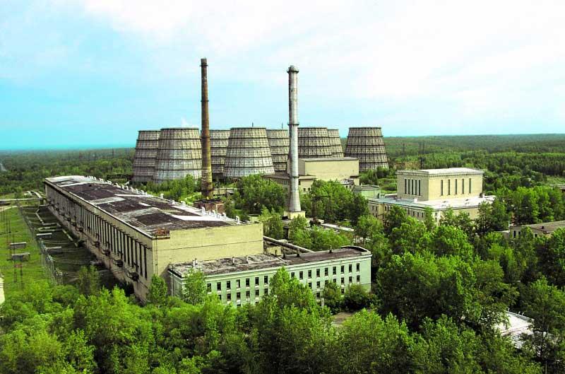 Промышленные уран-графитовые реакторы для наработки плутония - 8