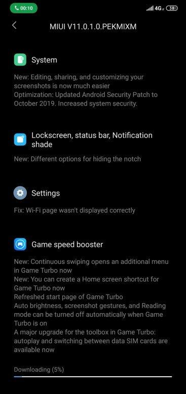 Прошлогодний бестселлер Redmi Note 6 Pro получил стабильную глобальную MIUI 11